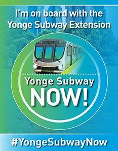 Yonge Subway Now